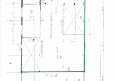 Kadaka tee1 540 m²
